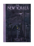The New Yorker Cover - January 20  1940
