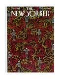 The New Yorker Cover - November 9  1963