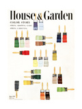House & Garden Cover - March 1951