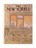 The New Yorker Cover - April 28  1975