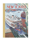 The New Yorker Cover - March 25  1939