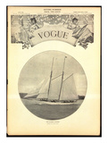 Vogue Cover - June 1902