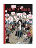 The New Yorker Cover - February 12  2007