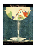 House & Garden Cover - October 1920