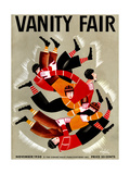 Vanity Fair Cover - November 1930