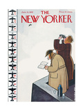 The New Yorker Cover - June 13  1942
