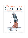 The American Golfer December 1  1923
