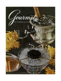 Gourmet Cover - January 1961