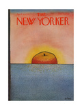 The New Yorker Cover - April 9  1979