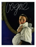 Vogue Cover - December 1933