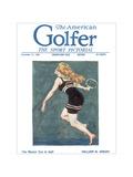 The American Golfer December 31  1921