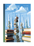 The New Yorker Cover - November 6  2006