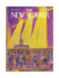The New Yorker Cover - December 18  1978