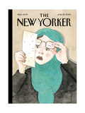 The New Yorker Cover - June 29  2009