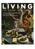 Living for Young Homemakers Cover - May 1958
