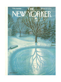 The New Yorker Cover - February 28  1959
