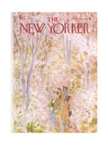 The New Yorker Cover - May 5  1973