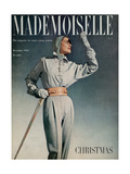 Mademoiselle Cover - December 1946