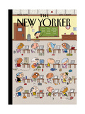 The New Yorker Cover - September 7  2009