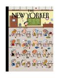 The New Yorker Cover - September 7  2009