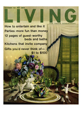 Living for Young Homemakers Cover - November 1961
