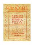 The New Yorker Cover - September 10  1973