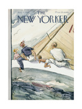 The New Yorker Cover - August 15  1942