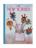 The New Yorker Cover - November 1  1969