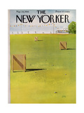 The New Yorker Cover - May 26  1956