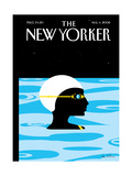 The New Yorker Cover - August 4  2008
