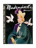 Mademoiselle Cover - February 1937