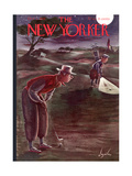 The New Yorker Cover - October 1  1938