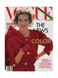 Vogue Cover - September 1990