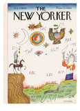 The New Yorker Cover - December 5  1964