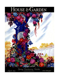 House &amp; Garden Cover - March 1924