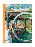 The New Yorker Cover - August 22  1953