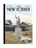 The New Yorker Cover - August 3  2009