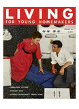 Living for Young Homemakers Cover - January 1951