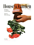 House & Garden Cover - January 1946