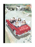 The New Yorker Cover - June 19  2006