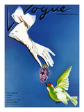 Vogue Cover - February 1937