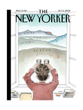The New Yorker Cover - October 6  2008