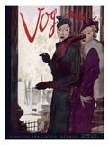 Vogue Cover - November 1933