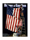 House & Garden Cover - July 1943