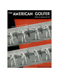 The American Golfer September 1932