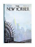 The New Yorker Cover - March 8  1969
