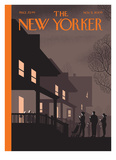 The New Yorker Cover - November 2  2009