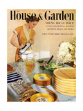 House & Garden Cover - May 1952
