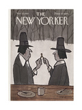 The New Yorker Cover - November 25  1967