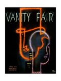 Vanity Fair Cover - April 1931